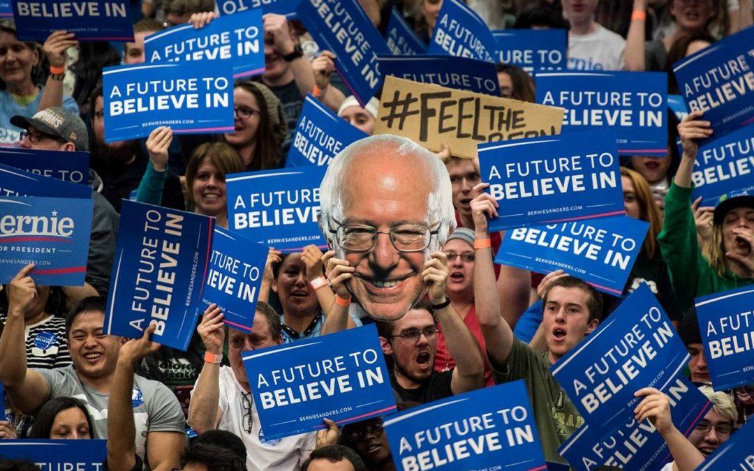 Hvad kan vi lære af Bernie Sanders' 'Big Organizing'?