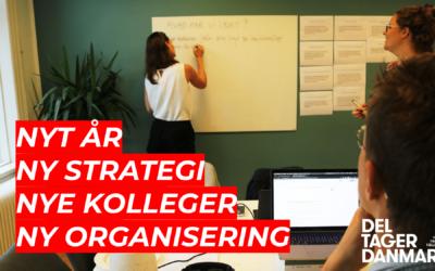 5 års fødselsdag – og en ny strategi og organisering i DeltagerDanmark